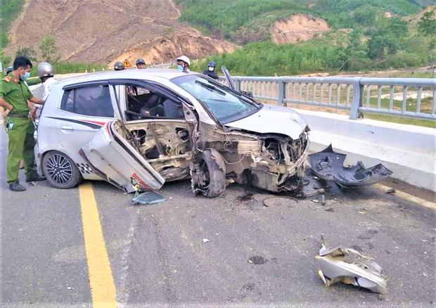 Từ Đà Nẵng vào Quảng Nam cướp ô tô rồi tự gây tai nạn trên đường bỏ chạy - Ảnh 2.