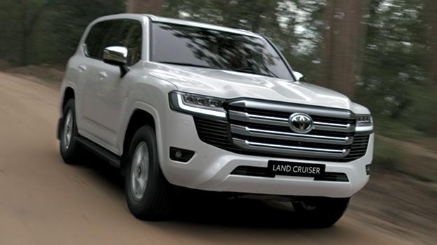 Giá tăng 30 triệu đồng, Toyota Land Cruiser 2022 tại Việt Nam lại có hơn 20 điểm mới, nhiều trang bị đắt giá lần đầu xuất hiện - Ảnh 6.