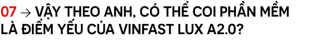 Người dùng đánh giá VinFast Lux A2.0: Nuôi xe 5 triệu/tháng nhưng lương 50 triệu mới an tâm dùng xe - Ảnh 12.