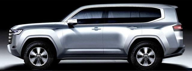 Hé lộ thiết kế Land Cruiser LC300 thời kỳ đầu: Đẹp tới mức khiến nhiều fan Toyota phải tiếc nuối - Ảnh 7.