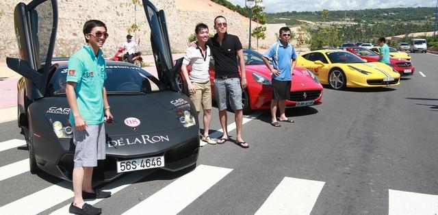 Nguyễn Quốc Cường gọi, Minh 'Nhựa' trả lời: Bồi hồi nhớ CarPassion 2011 khi bị anh em trộm mất Rolls-Royce Phantom - Ảnh 2.