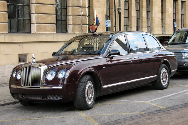 Những mẫu xe chủ tịch ai cũng muốn được gặp 1 lần trong đời  - Ảnh 1.