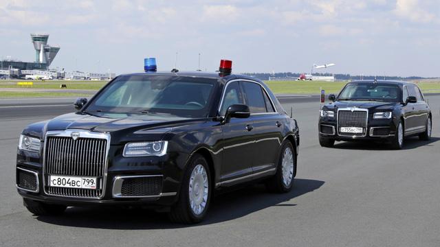 Những mẫu xe chủ tịch ai cũng muốn được gặp 1 lần trong đời  - Ảnh 2.