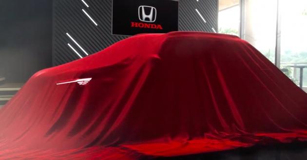 Honda úp mở SUV hạng A hoàn toàn mới - Đối thủ Kia Sonet, Toyota Raize sắp ra mắt Việt Nam - Ảnh 1.