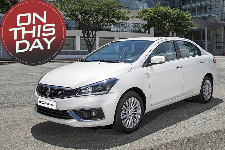 Ngày này năm xưa: Tròn một năm Suzuki Ciaz facelift trình làng tại Việt Nam, bản nâng cấp nhiều điểm mới nhưng doanh số vẫn 'bết bát'