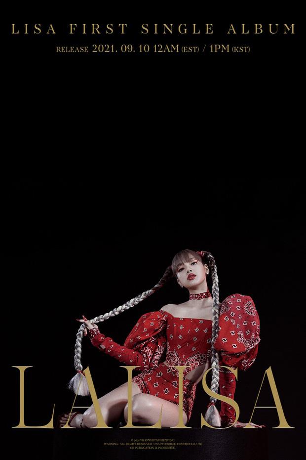 Bóc giá chiếc xe trong poster solo của Lisa (BLACKPINK), thương hiệu rất nổi tiếng và có giá bạc tỷ - Ảnh 4.