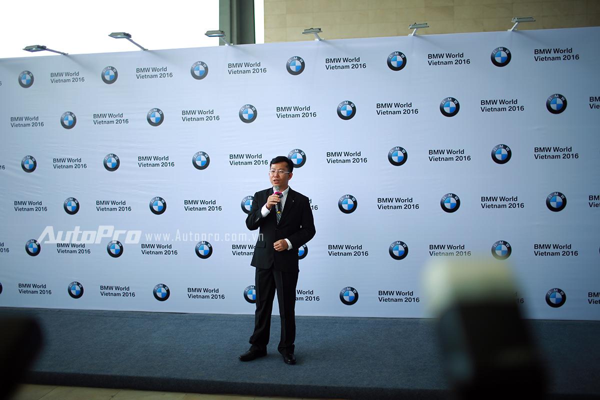 Ông Nguyễn Đăng Thảo, Tổng giám đốc Euro Auto.