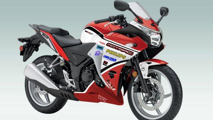 ZJMM R12 là bản nhái của Honda CBR 250R. Dù mẫu xe 250 phân khối của Honda đã bị khai tử để dọn đường cho đàn em CBR250RR nhưng hãng xe Trung Quốc vẫn không tha cho mẫu sportbike này.