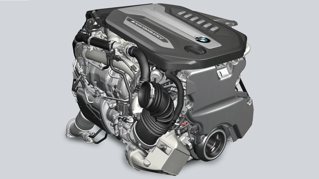 Động cơ diesel 6 xy-lanh mạnh nhất thế giới.