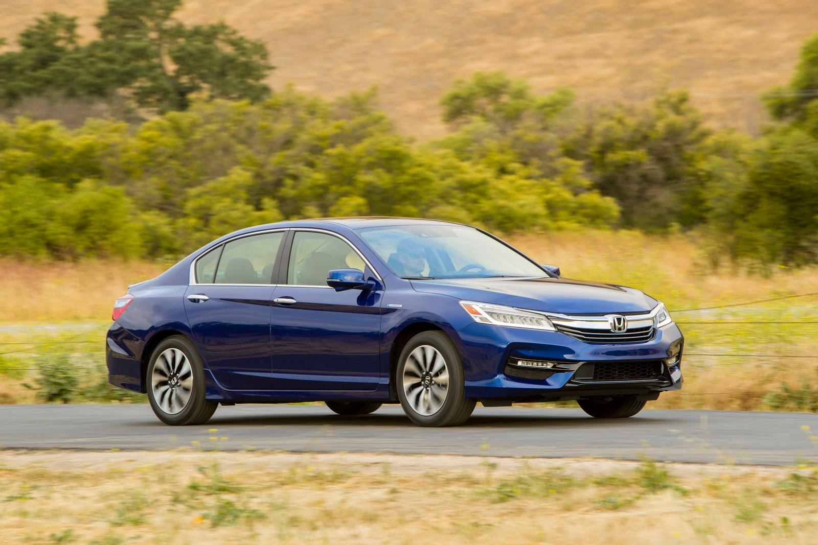Hãng Honda đã tung ra phiên bản nâng cấp của mẫu xe Accord Hybrid tại thị trường Mỹ.
