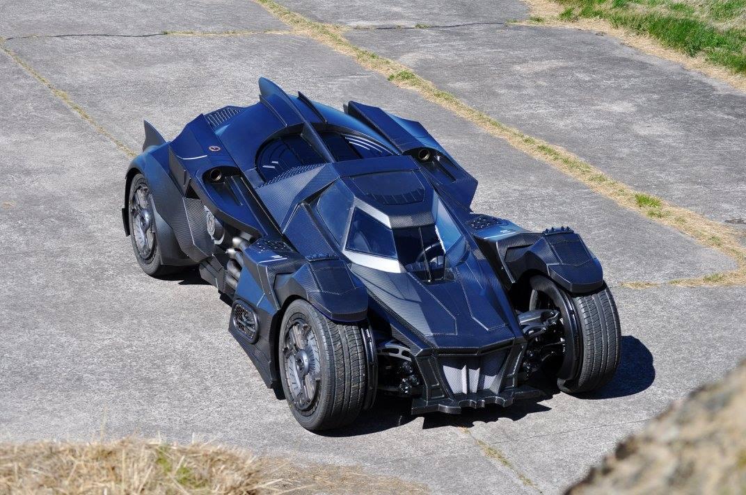 Chiếc Batmobile của Team Galag sở hữu chiều dài cơ sở 3.400 mm, lớn hơn cả Mercedes-Maybach S-Class. Ngoài ra, chiếc Batmobile có một không hai này còn sở hữu chiều rộng 2.500 mm.