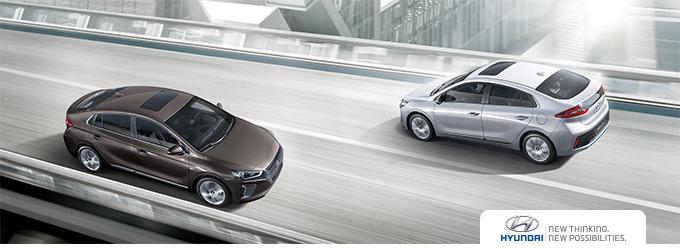 Hãng Hyundai khẳng định, sở dĩ gọi Ioniq là xe 3 trong 1 vì có 3 phiên bản khác nhau là hybrid, điện và plug-in hybrid.