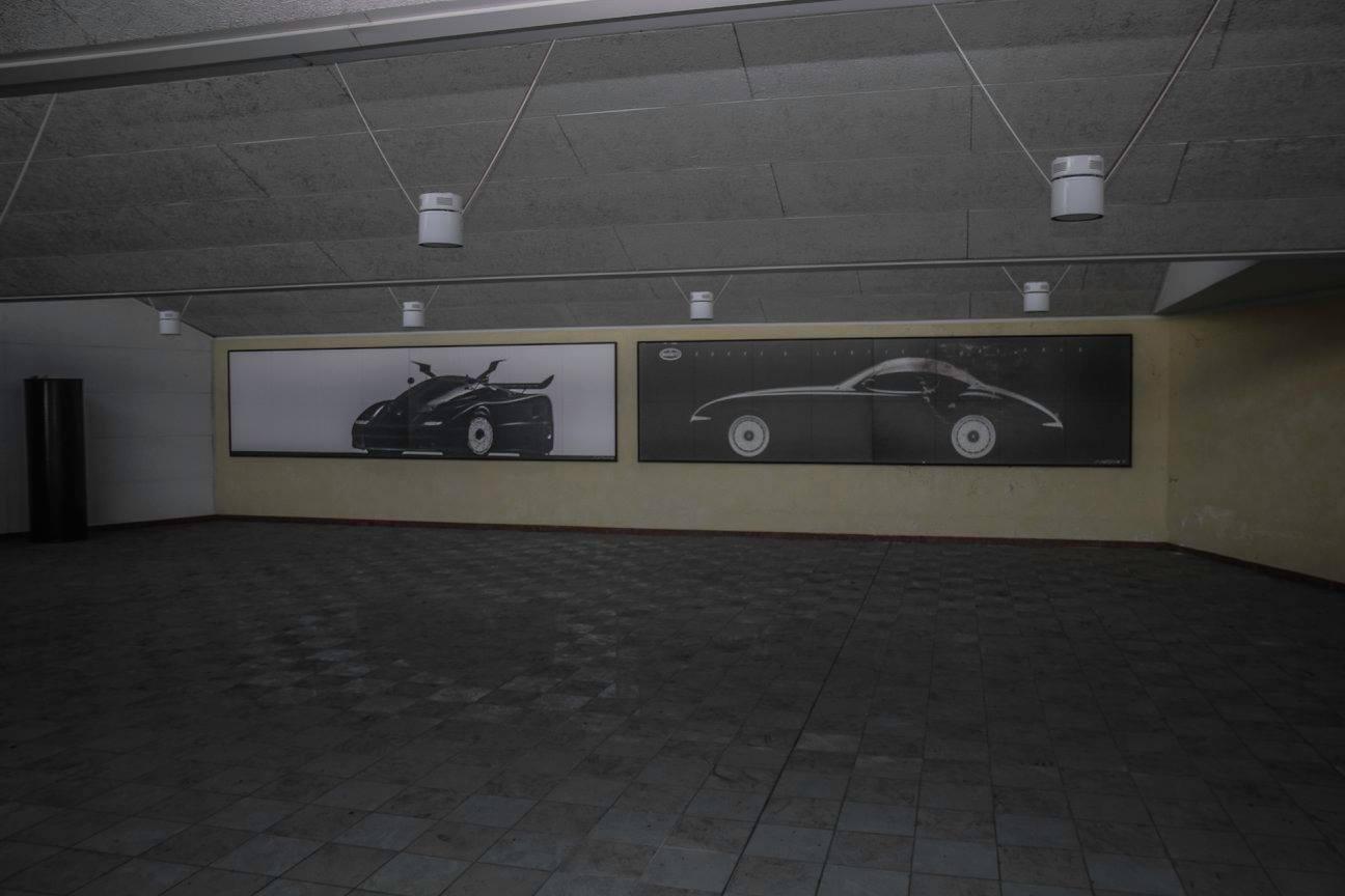 Chiếc siêu xe Bugatti cuối cùng xuất xưởng tại nhà máy này là EB110.