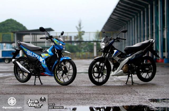 Theo hãng Suzuki, khi Raider 150 FI mới có mặt trên thị trường Indonesia, phiên bản sử dụng bộ chế hòa khí cũ sẽ bị khai tử. Suzuki Raider 150 dùng bộ chế hòa khí sẽ bị ngừng sản xuất vì chúng tôi muốn tập trung vào phát triển công nghệ phun xăng điện tử, ông Giri Triatmojo, giám đốc tiếp thị và phát triển của Suzuki Indonesia, khẳng định.