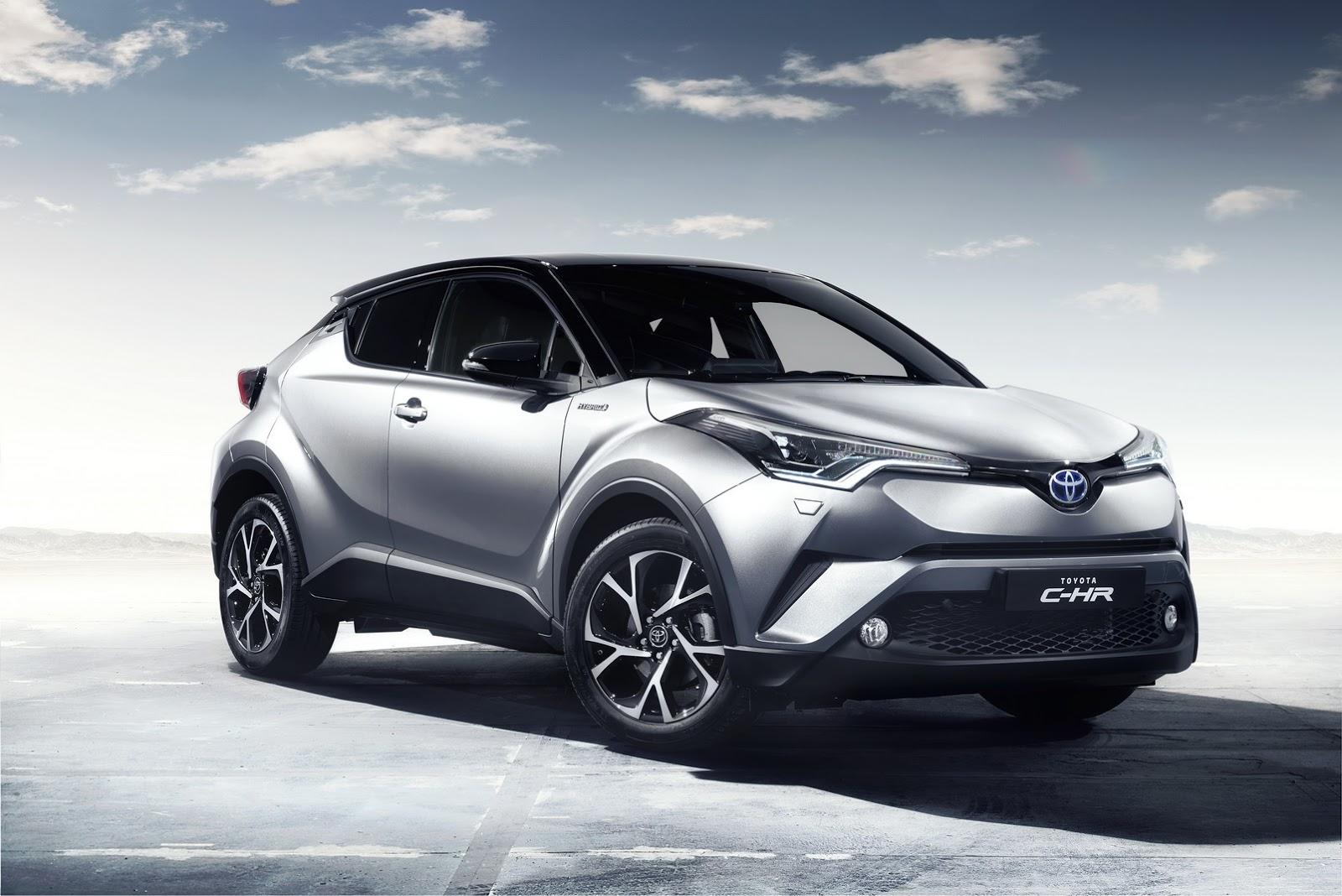Tại thị trường châu Âu, Toyota C-HR có 2 tùy chọn động cơ khác nhau. Trong đó, bản tiêu chuẩn của Toyota C-HR sử dụng động cơ xăng 4 xy-lanh, tăng áp, dung tích 1,2 lít, sản sinh công suất tối đa 114 mã lực và mô-men xoắn cực đại 185 Nm. Mức tiêu thụ nhiên liệu trung bình của động cơ này là 5,7 lít/100 km.