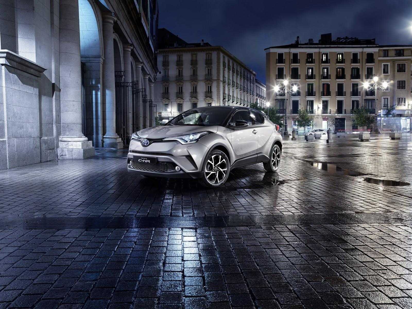 Dự kiến, Toyota C-HR sẽ chính thức có mặt trên thị trường châu Âu vào mùa thu năm nay. Trong khi đó, Mỹ và các thị trường khác trên toàn cầu sẽ phải chờ Toyota C-HR đến nửa đầu năm 2017.