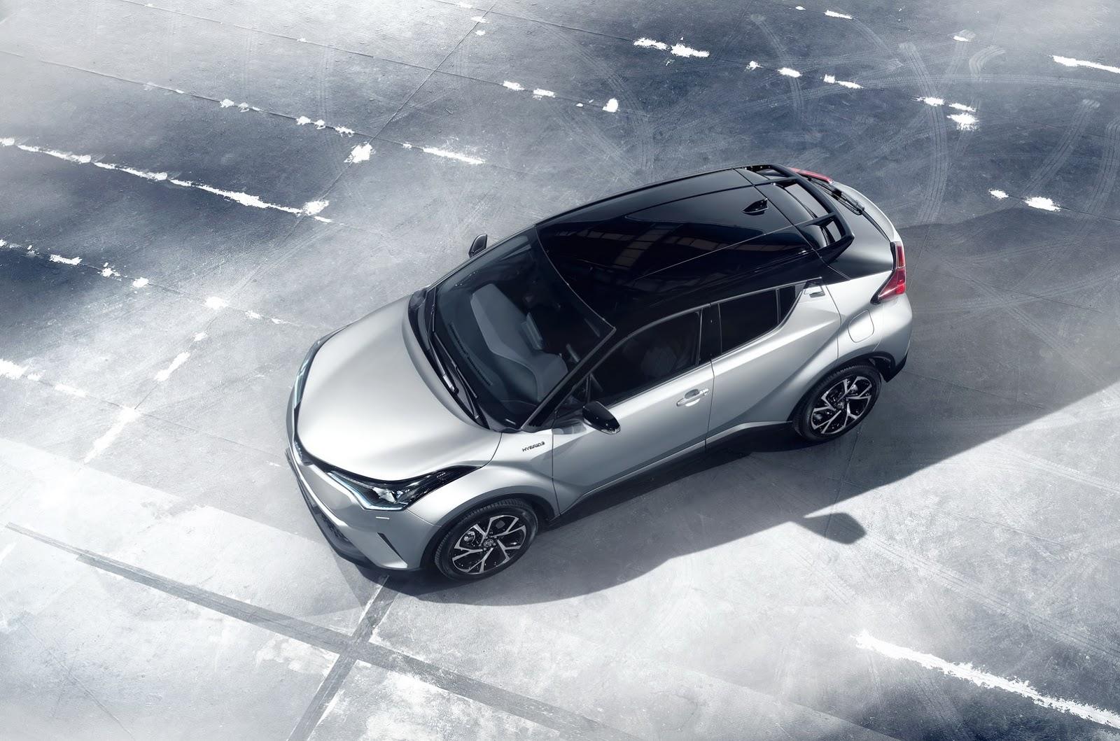 Tại một số thị trường như Ukraine và Caucasus, Toyota C-HR sẽ có thêm động cơ xăng 2.0 lít với công suất tối đa 148 mã lực. Động cơ này chỉ kết hợp với hộp số CVT. Ngoài ra, hãng Toyota còn úp mở việc bổ sung phiên bản hiệu suất cao của C-HR trong tương lai.