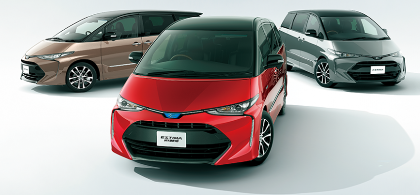 Cuối cùng thì mẫu xe đa dụng Toyota Previa 2016 đã chính thức trình làng tại thị trường Nhật Bản dưới cái tên Estima. Tại thị trường Nhật Bản, Toyota Previa 2016 có giá bán dao động từ 3,473 - 4,987 triệu Yên, tương đương 725 triệu - 1,04 tỷ Đồng.