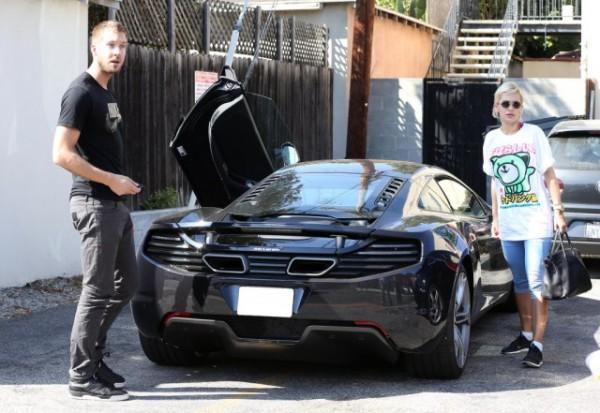 Anh chàng DJ giàu nhất thế giới thường sử dụng chiếc siêu xe này trong thời gian hẹn hò với Rita Ora.