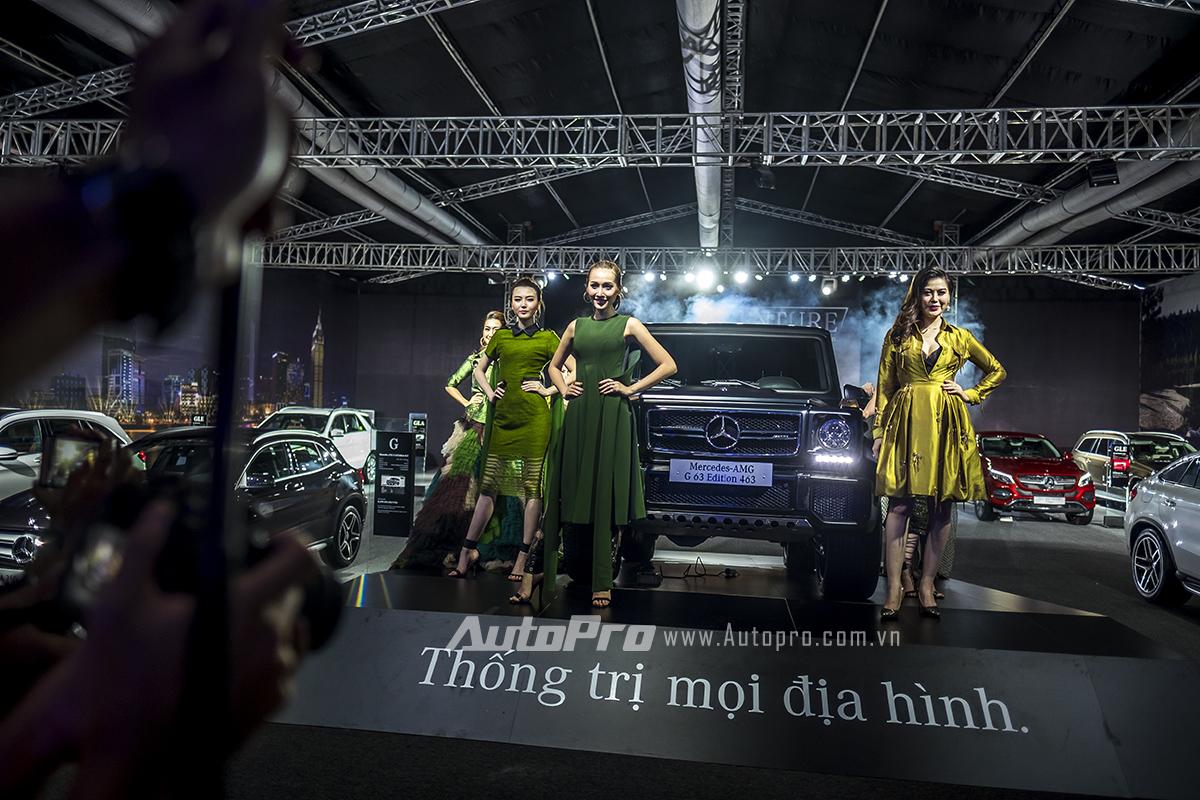 Mercedes-Benz Fascination 2016: SUVenture vẫn là một chương trình đáng xem nếu các bạn chỉ quan tâm tới những chiếc xe SUV hạng sang.