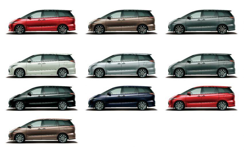 Theo thử nghiệm tại Nhật Bản, hệ dẫn động giúp Toyota Previa 2016 chỉ tiêu thụ lượng nhiên liệu trung bình là 18 km/lít, tương đương 5,5 lít/100 km. Con số tương ứng của tùy chọn máy xăng là 11,4 km/lít, tương đương 8,77 lít/100 km.