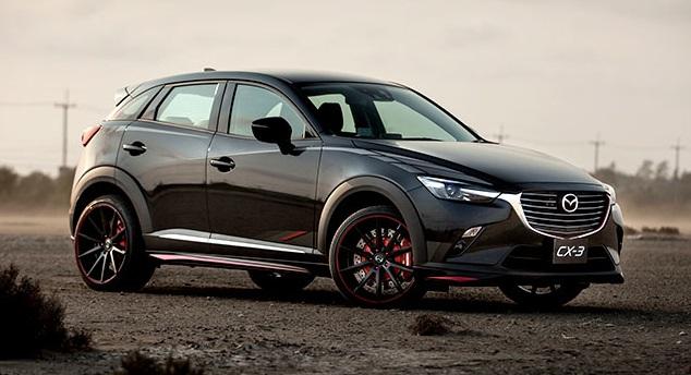 ... Mazda CX-3 Racing Concept.