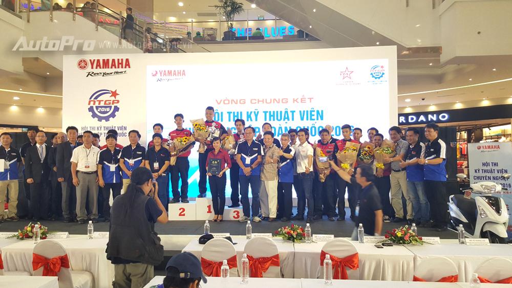 Sau thời gian tranh tài sôi nổi, cuộc thi đã chọn ra được 15 thí sinh xuất sắc nhất đến từ các khu vực và vòng chung kết vừa được tổ chức tại TP.HCM vào ngày 03/07/2016.