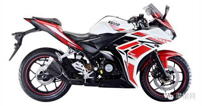 Xgjao XGJ350 chắc chắn có giá rẻ hơn nhiều so với Yamaha YZF-R3.