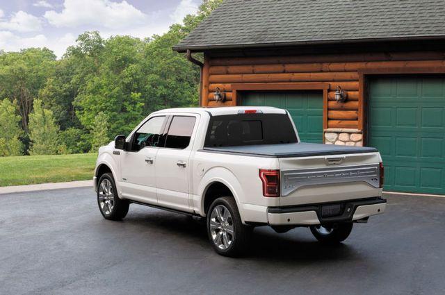 Xe bán tải cỡ lớn như Ford F-Series cũng không thể đứng ngoài xu hướng điện hóa phương tiện hiện nay.