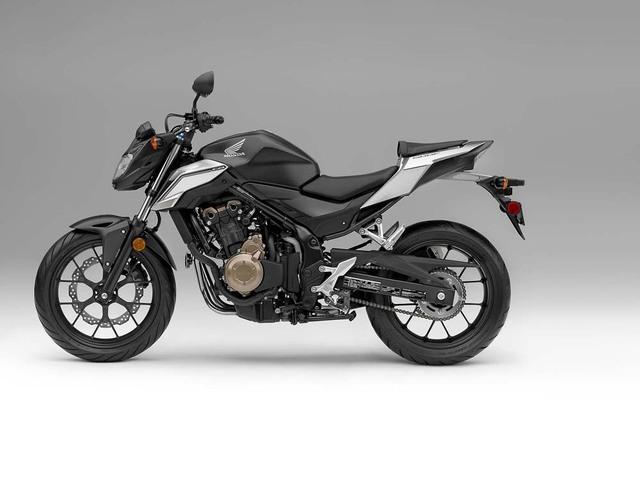 """""""Chúng tôi rất vui mừng khi công bố thông tin của mẫu mô tô CB500F nâng cấp"""", giám đốc truyền thông tiếp thị mô tô của Honda Mỹ, ông Lee Edmunds, phát biểu. """"Dòng Honda CB có một lịch sử phát triển đáng tự hào. Mẫu xe naked bike với thiết kế mới và thú vị sẽ tiếp tục truyền thống đó""""."""