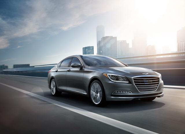 Động cơ của Hyundai Genesis Sedan 2016 cũng giữ nguyên như trước.
