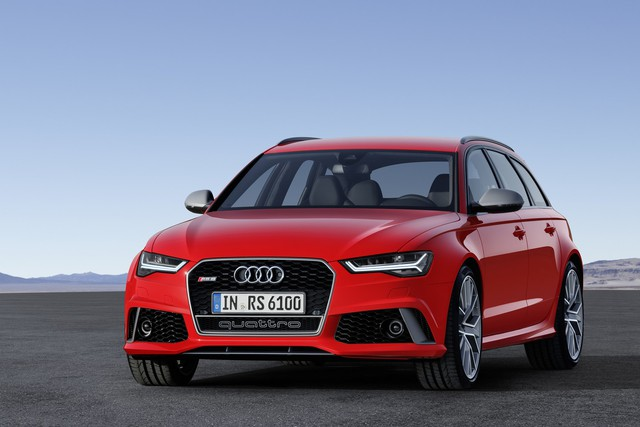 Audi RS6 Avant phiên bản Performance