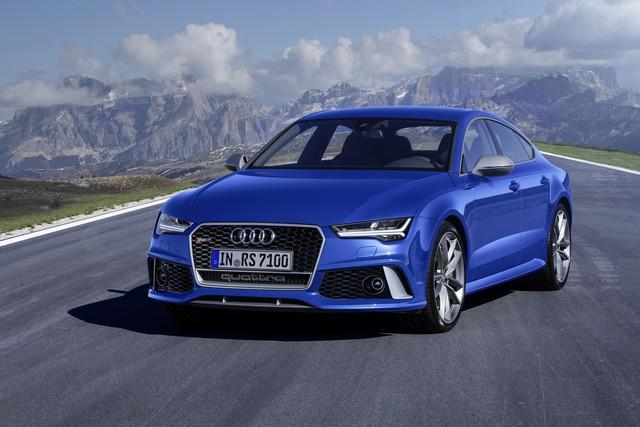 Audi RS7 Sportback phiên bản Performance