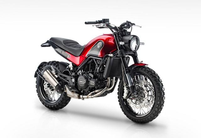 Benelli Leoncino được trang bị động cơ V-Twin song song, làm mát bằng chất lỏng, dung tích 500 cc mới. Đây là động cơ cũng được dùng cho mẫu mô tô mang kiểu dáng adventure Benelli TRK 502 ra mắt cùng với Leoncino trong triển lãm EICMA 2015.