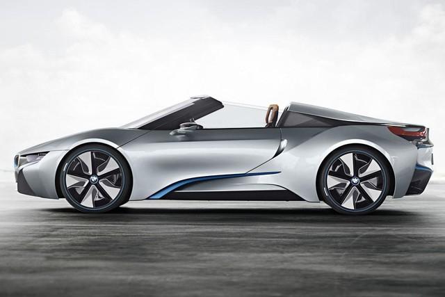 Như đã biết, BMW i8 bắt đầu đến tay người tiêu dùng vào giữa năm 2014. Do đó, người tiêu dùng hoàn toàn có thể hi vọng BMW i8 Spyder sẽ sớm có mặt trên thị trường trong thời gian tới.