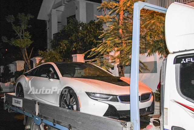 BMW i8 thứ hai đặt chân đến Đà Nẵng.