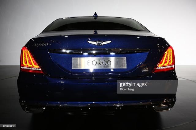 """Hãng Hyundai khẳng định, giảm độ ồn và rung giật là ưu tiên số 1 trong quá trình phát triển Genesis G90. Do đó, Genesis G90 là """"mẫu xe có nội thất yên tĩnh hàng đầu phân khúc""""."""