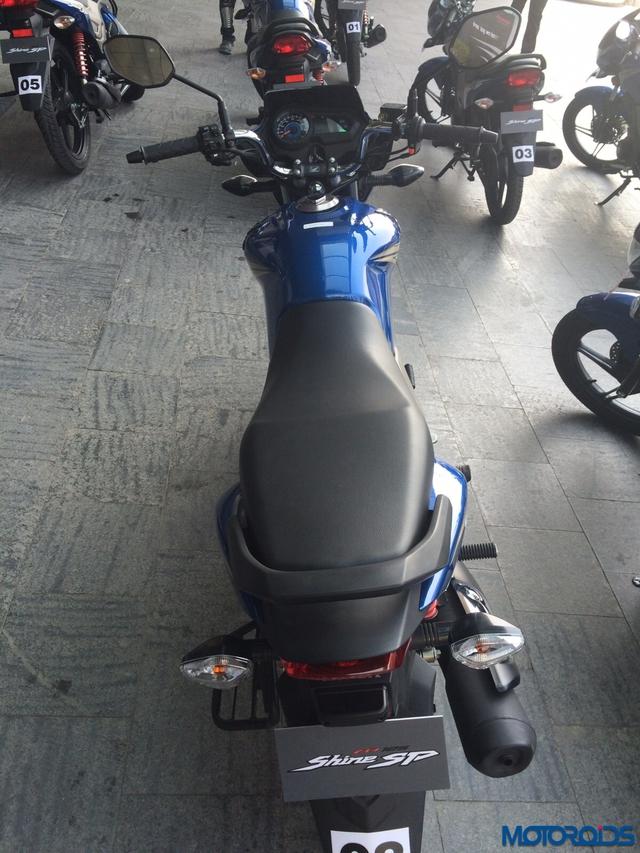 Mục đích khi giới thiệu CB Shine SP mới của hãng Honda là mở rộng phân khúc mô tô 125 phân khối tại thị trường Ấn Độ. Đây đồng thời là sản phẩm thứ 15 mà hãng Honda ra mắt tại thị trường Ấn Độ tính từ đầu năm 2015 đến nay.