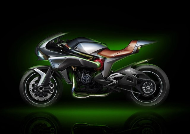 Kawasaki SC-01 Spirit Charger