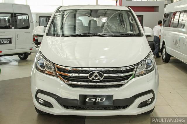 Quảng cáo về chiếc xe MPV 11 chỗ có tên Maxus G10 đã bất ngờ xuất hiện trên một trang web mua bán ô tô của Malaysia.