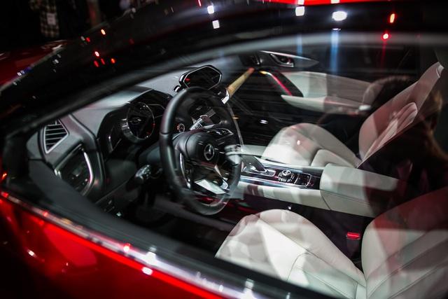 Nội thất của Mazda Koeru Concept