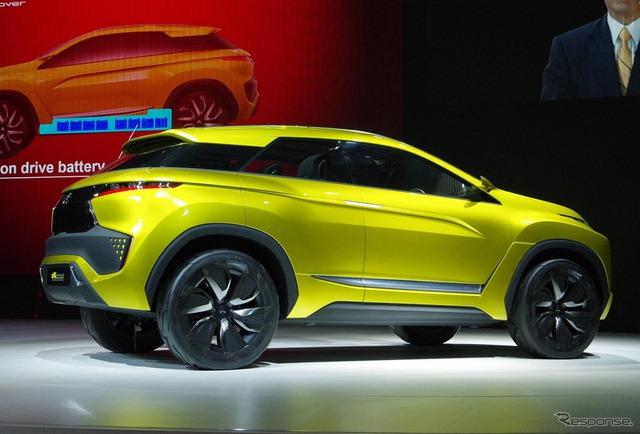 Dự kiến, các dòng xe thương mại tương lai của Mitsubishi sẽ được áp dụng thiết kế góc cạnh như eX. Một trong số đó có thể là Mitsubishi ASX thế hệ tiếp theo dự kiến ra mắt vào năm 2016.