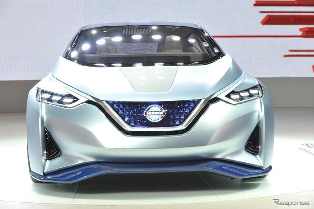 """Nissan IDS chính là hình ảnh xem trước cho thế hệ thứ hai của dòng xe điện bán chạy nhất thế giới Leaf. Nói cách khác, IDS """"đại diện cho những gì hãng Nissan mường tượng về dòng xe thế hệ tiếp theo trong tương lai""""."""