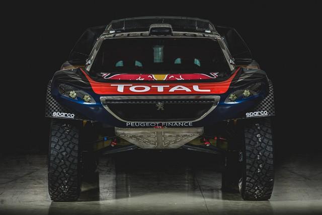 Hãng Peugeot đã tung ra một đoạn video tiết lộ hình dáng mới cũng như màu sơn Red Bull hầm hố của 2008 DKR 2016 ngay trước thềm giải đua Dakar Rally lần thứ 38. Đây chính là một sản phẩm của chi nhánh Peugeot Sport để tranh tài trong giải đua khắc nghiệt nhất hành tinh.