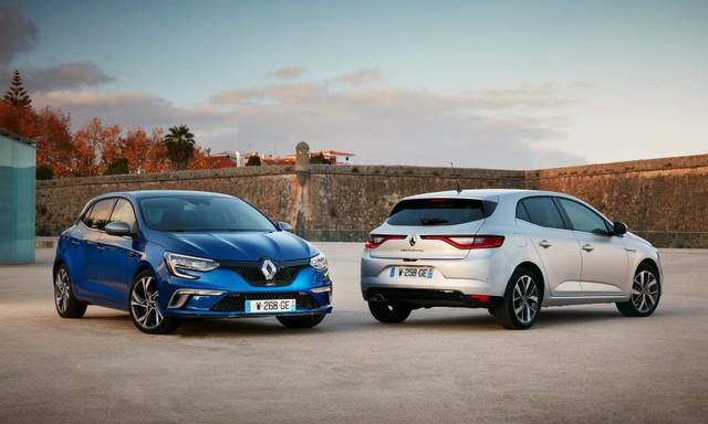 Những hình ảnh chi tiết của mẫu xe hatchback đến từ Pháp, Renault Megane 2016, đã được tung ra. Trước đó, vào hồi đầu tháng 9/2015, hãng Renault mới hé lộ một số hình ảnh đầu tiên của Megane 2016 nhưng không có nội thất.