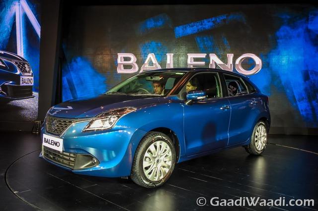 Mẫu xe hatchback 5 cửa Suzuki Baleno hoàn toàn mới đã lần đầu tiên trình làng trong triển lãm Frankfurt 2015 diễn ra hồi tháng 9 vừa qua. Đến nay, hãng Suzuki tiếp tục giới thiệu Baleno với thị trường Ấn Độ.