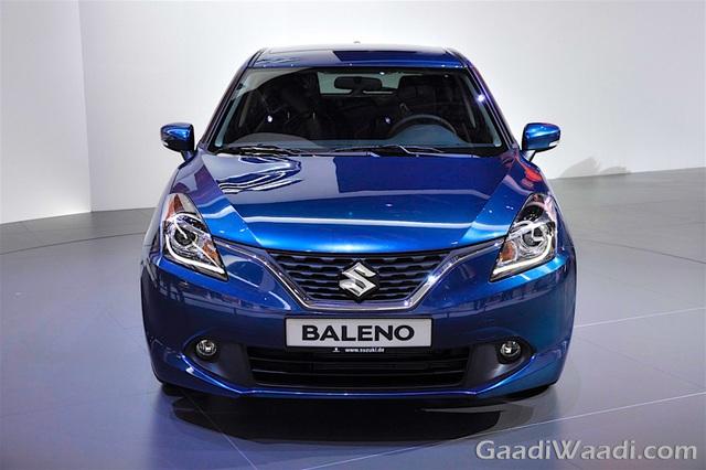 Suzuki Baleno vốn là mẫu xe được sản xuất tại thị trường Ấn Độ trước khi xuất khẩu sang hơn 100 quốc gia khác. Do đó, chẳng có gì lạ khi Ấn Độ là thị trường đầu tiên đón nhận mẫu xe hatcback giá rẻ mới của nhà Suzuki.