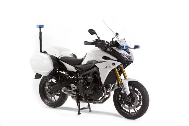 Yamaha MT-09 Tracer phiên bản cảnh sát