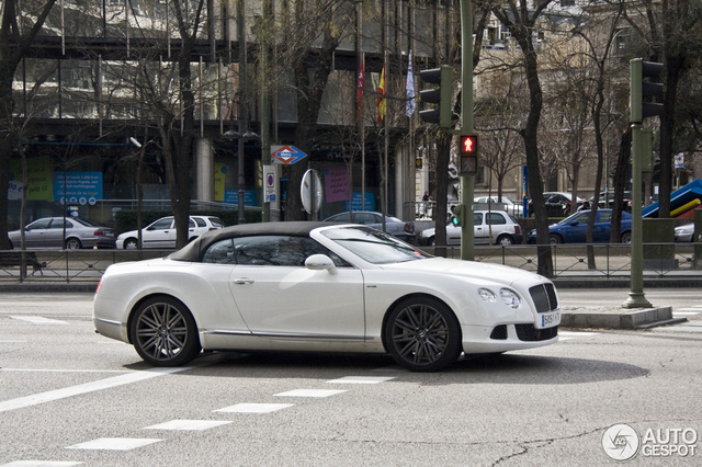 Chiếc Bentley Continental GTC Speed 2013 của Bale.