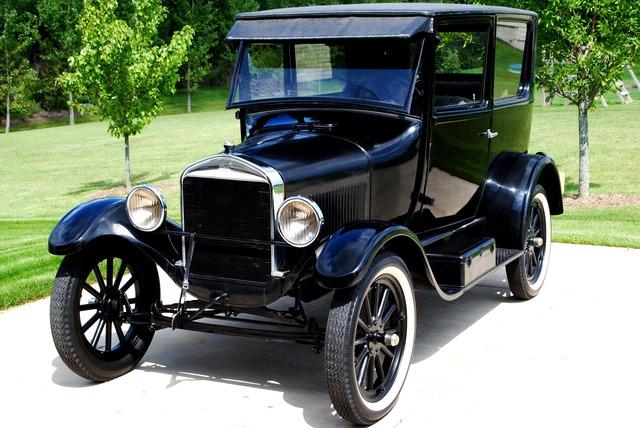 Một mẫu Model T được phục chế.